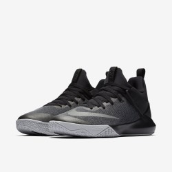 NIKE ZOOM SHIFT BLACK/ REFLECT SILVER