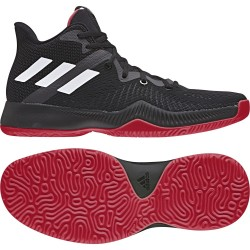 ADIDAS  MAD BOUNCE BLACK/RED