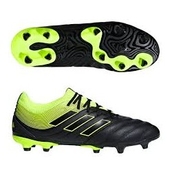 ADIDAS COPA 19.3 FG BLACK/FLASHYELLOW
