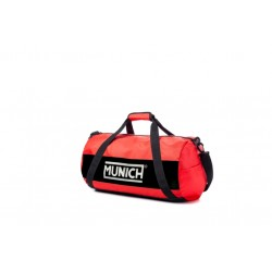 MUNICH GYM BAG RED/BLACK