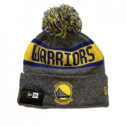NEW ERA CAP NBA GOLDEN STATE WORRIORS GREY/YELLOW/ROYAL