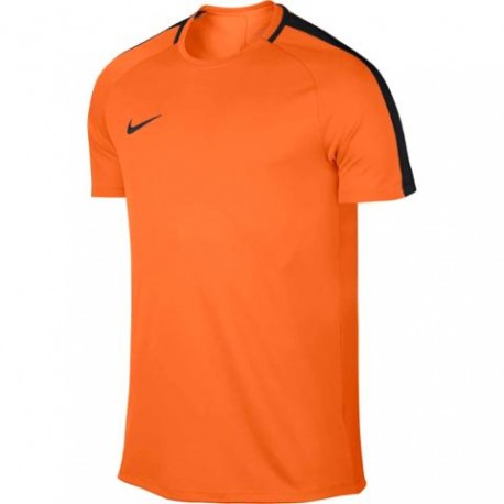 NIKE DRY ACADEMY TOP ORANGE