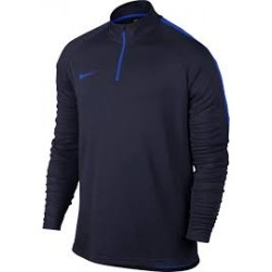 NIKE DRY ACDEMY DRIL TOP NAVY/ROYAL