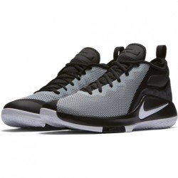 NIKE LEBRON WITNESS II BLACK/WHITE