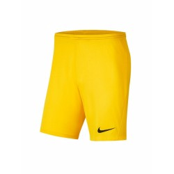 NIKE DRY FIT PARK III YELLOW